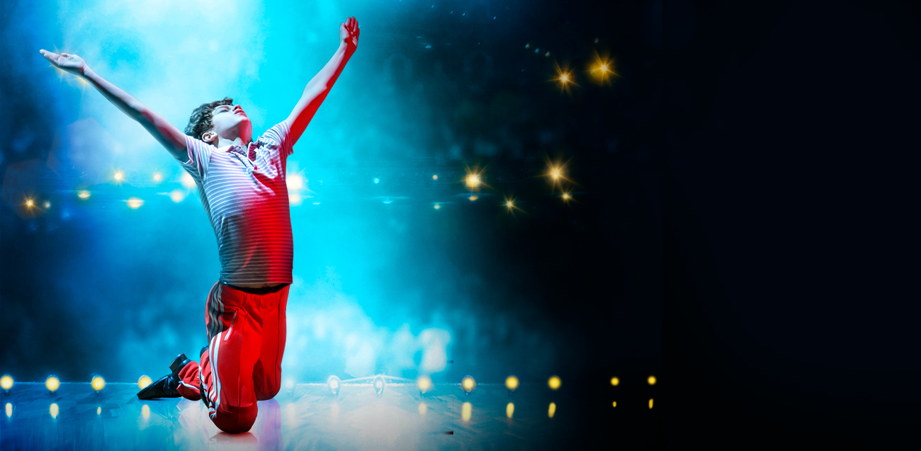 Header image: Billy Elliot The Musical Live