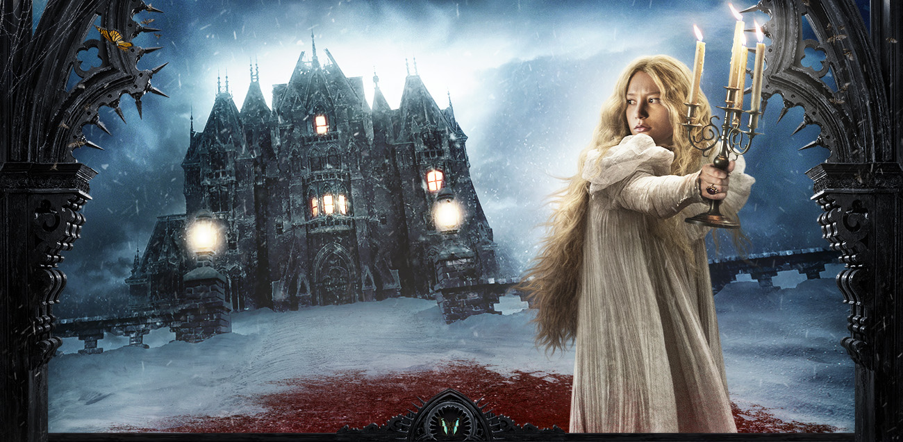 Header Image: Crimson Peak