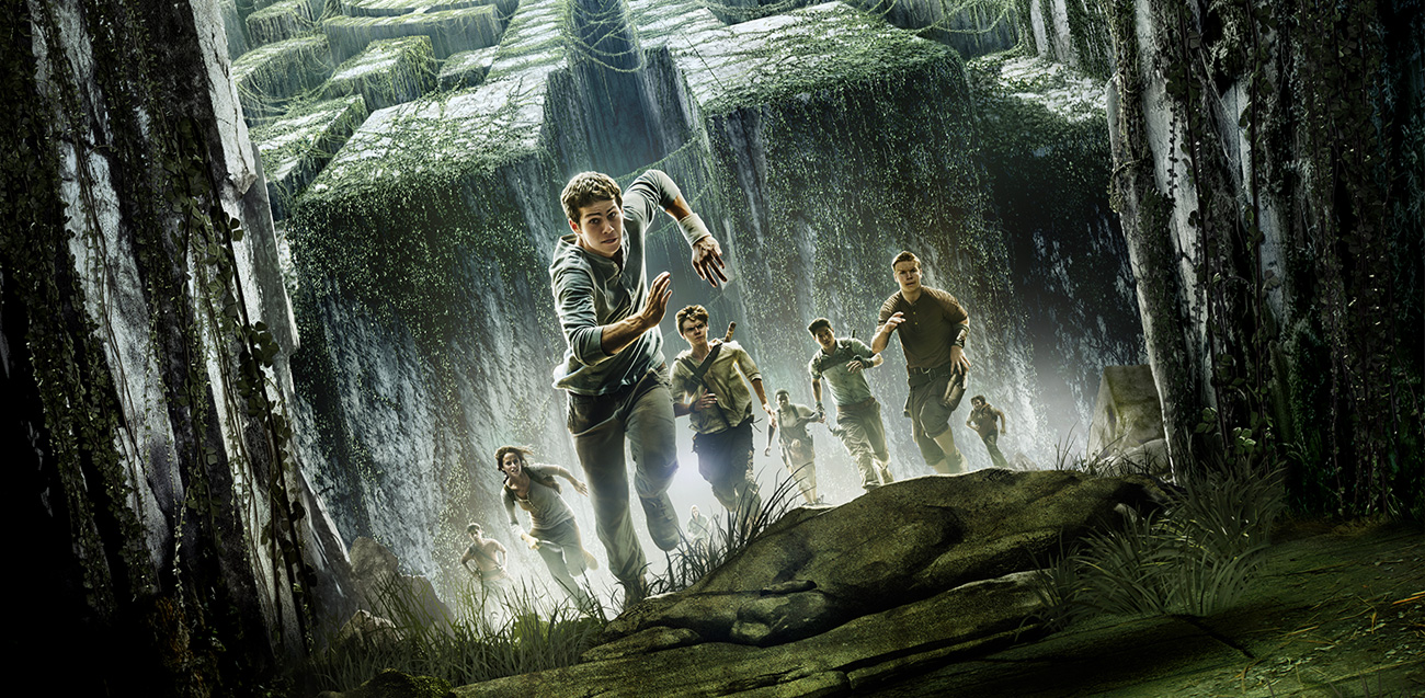 Header image: The Maze Runner