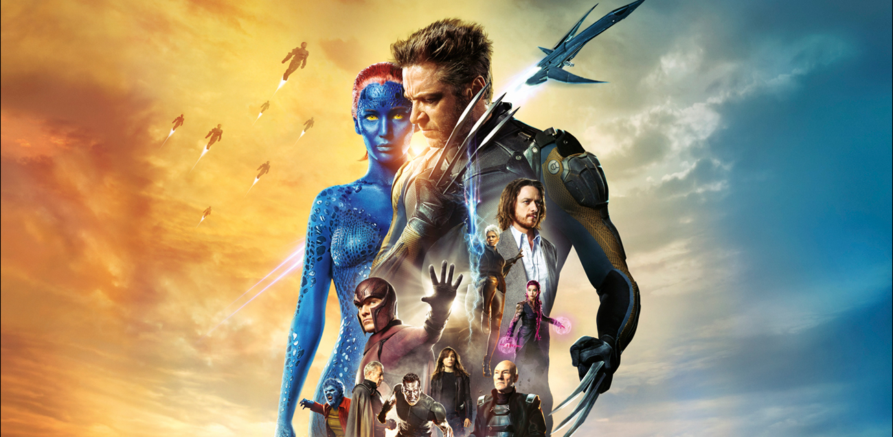 Header Image: X-Men Days of Future Past