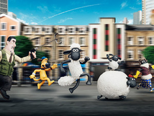 See work for Shaun The Sheep: The Movie