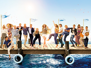Mamma Mia – Here We Go Again