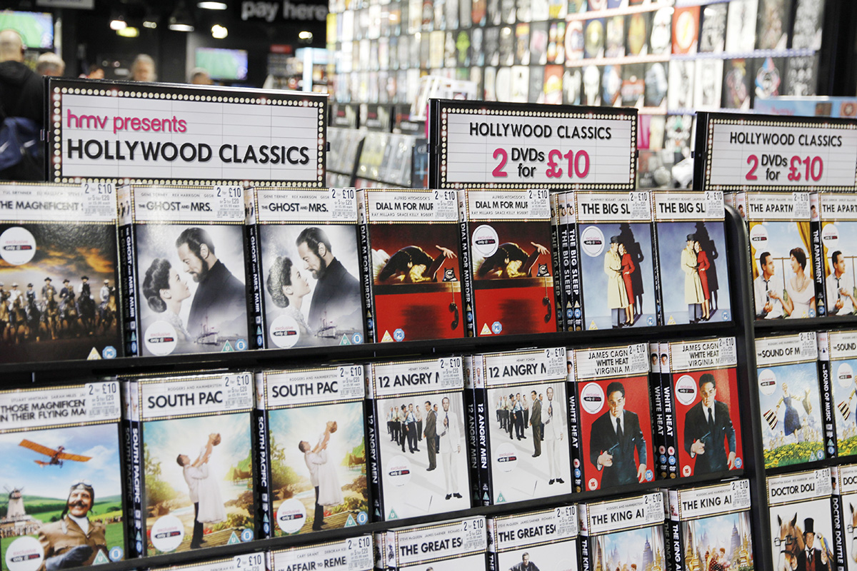 HMV Hollywood Classics